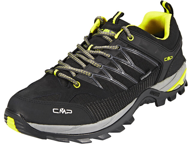 CMP Campagnolo Rigel Low WP Trekking Shoes Men nero